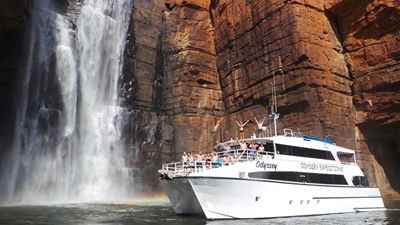 Odyssey Expedition Cruises, Kimberley