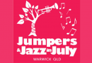 Jumpers and Jazz in July