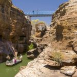 Cobbold Gorge Bridge
