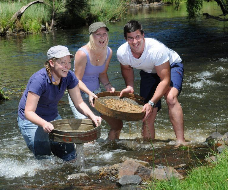 Fossicking for gems in Inverell
