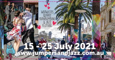 Jumpers and Jazz in July 2021